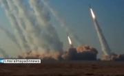 """Iran phóng """"mưa"""" tên lửa giữa lúc căng thẳng với Mỹ"""