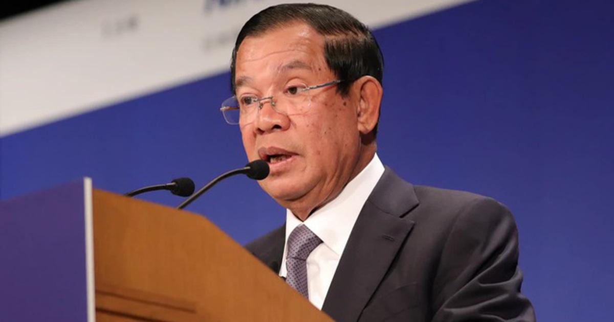 Trung Quốc tặng Campuchia 1 triệu liều vắc xin Covid-19