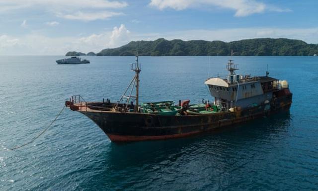 Tổng thống đảo quốc nhỏ bé tuyên bố chống lại sự bắt nạt của Trung Quốc - 2