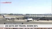 LHQ: Đi lại đường hàng không giảm 60% trong năm 2020