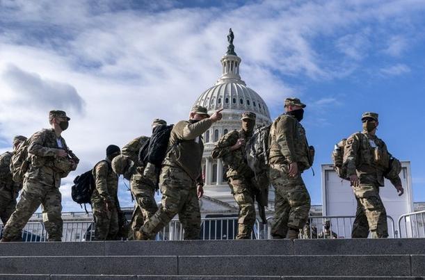 """Lầu Năm Góc """"tung"""" lực lượng đặc biệt bảo vệ lễ nhậm chức của ông Biden"""