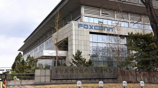 MacBook, iPad được Foxconn gia công tại Việt Nam - 1