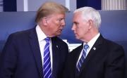 """""""Phó tướng"""" Pence không dự lễ chia tay ông Trump giữa tin đồn rạn nứt"""