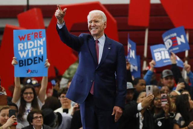 Ông Biden sẵn sàng cho lễ nhậm chức đặc biệt nhất trong lịch sử Mỹ - 1
