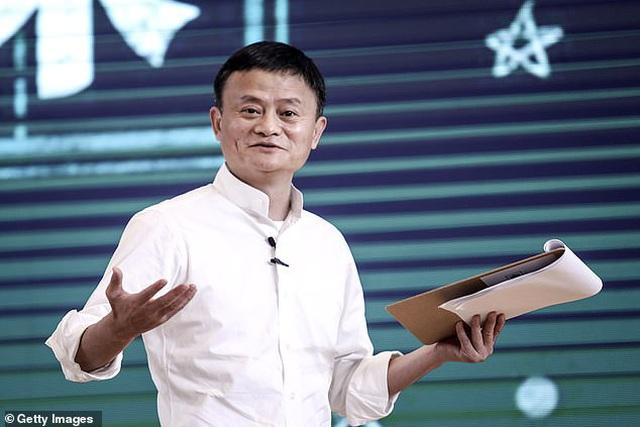 Jack Ma tái xuất sau tin đồn mất tích - 1