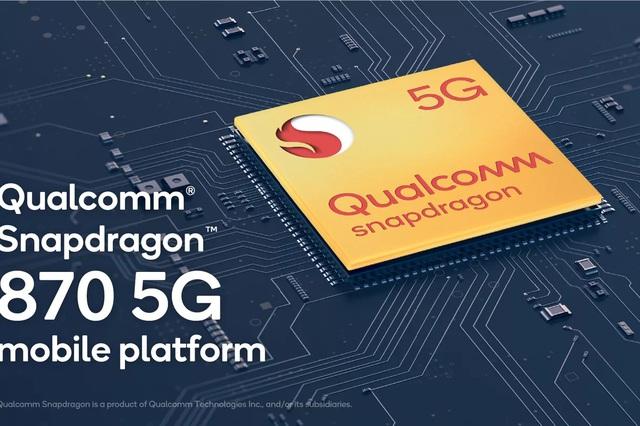 Qualcomm bất ngờ trình làng chip di động cao cấp Snapdragon 870 - 1