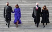 Giải mã lựa chọn trang phục của tân Phó tổng thống Mỹ trong lễ nhậm chức