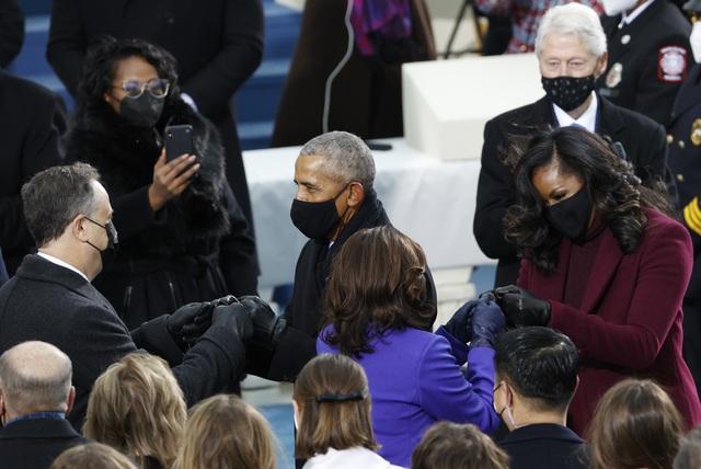Giải mã lựa chọn trang phục của tân Phó tổng thống Mỹ trong lễ nhậm chức - 4