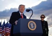 """Ông Trump và lời hẹn """"sẽ sớm trở lại"""""""