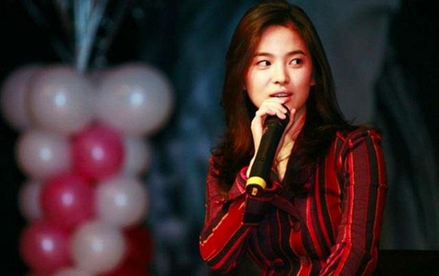 Ảnh thời nặng 70kg của Song Hye Kyo gây sốt mạng xã hội - 8