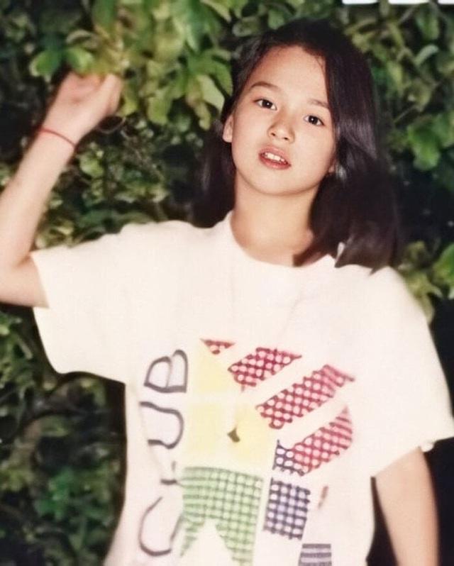 Ảnh thời nặng 70kg của Song Hye Kyo gây sốt mạng xã hội - 5