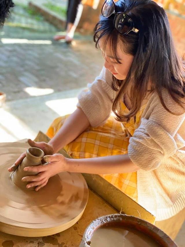 Giáp Tết Tân Sửu, xem nghệ nhân làng gốm Thanh Hà nặn tượng trâu đất - 10
