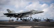 Tàu sân bay Mỹ dẫn đầu nhóm tác chiến tiến vào Biển Đông