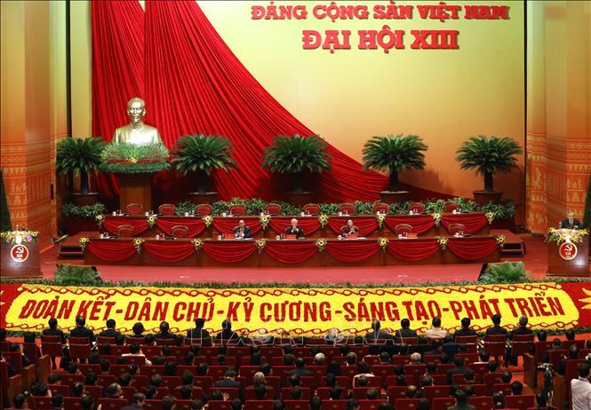 Tổng Bí thư, Chủ tịch nước dự phiên họp trù bị Đại hội XIII của Đảng - 2