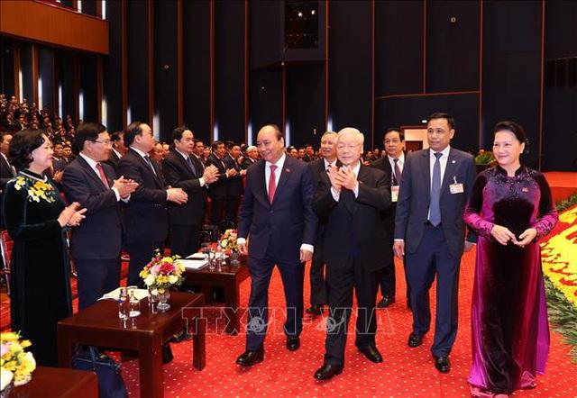 Tổng Bí thư, Chủ tịch nước dự phiên họp trù bị Đại hội XIII của Đảng - 1