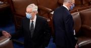 Cuộc chiến chia sẻ quyền lực ở Thượng viện Mỹ sau khi ông Trump mãn nhiệm