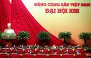Đại hội lần thứ XIII Đảng Cộng sản Việt Nam họp phiên trù bị