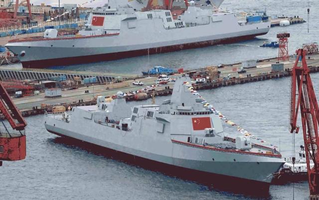 Điểm yếu lớn khiến hải quân Trung Quốc khó so kè với Mỹ - 1