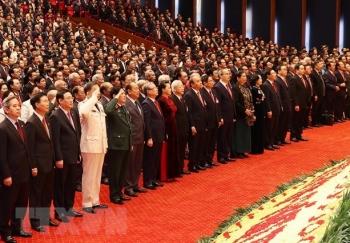 Khai mạc trọng thể Đại hội đại biểu toàn quốc lần thứ XIII của Đảng