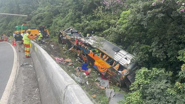 Tai nạn xe bus kinh hoàng tại Brazil