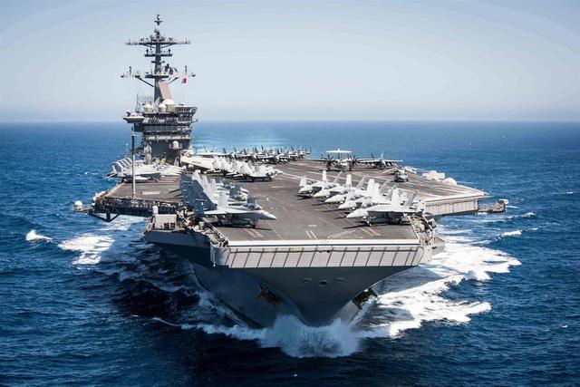 Trung Quốc tập trận ở Biển Đông - 1