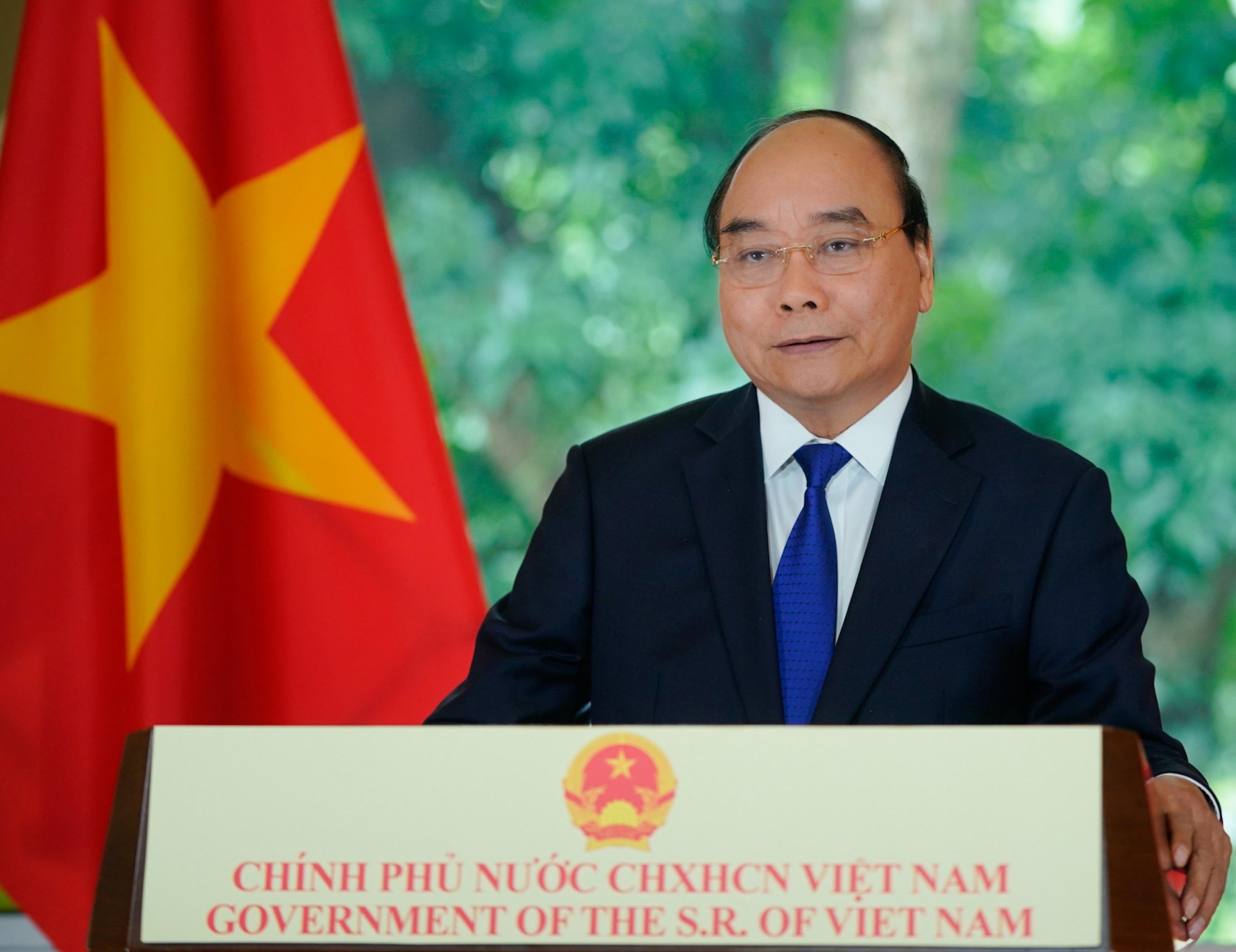 Thông điệp của Thủ tướng Nguyễn Xuân Phúc gửi Hội nghị về biến đổi khí hậu