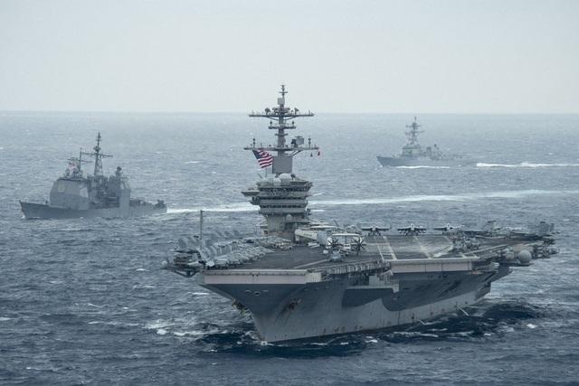 Mỹ - Trung vẫn so kè ở Biển Đông dưới thời Biden - 1