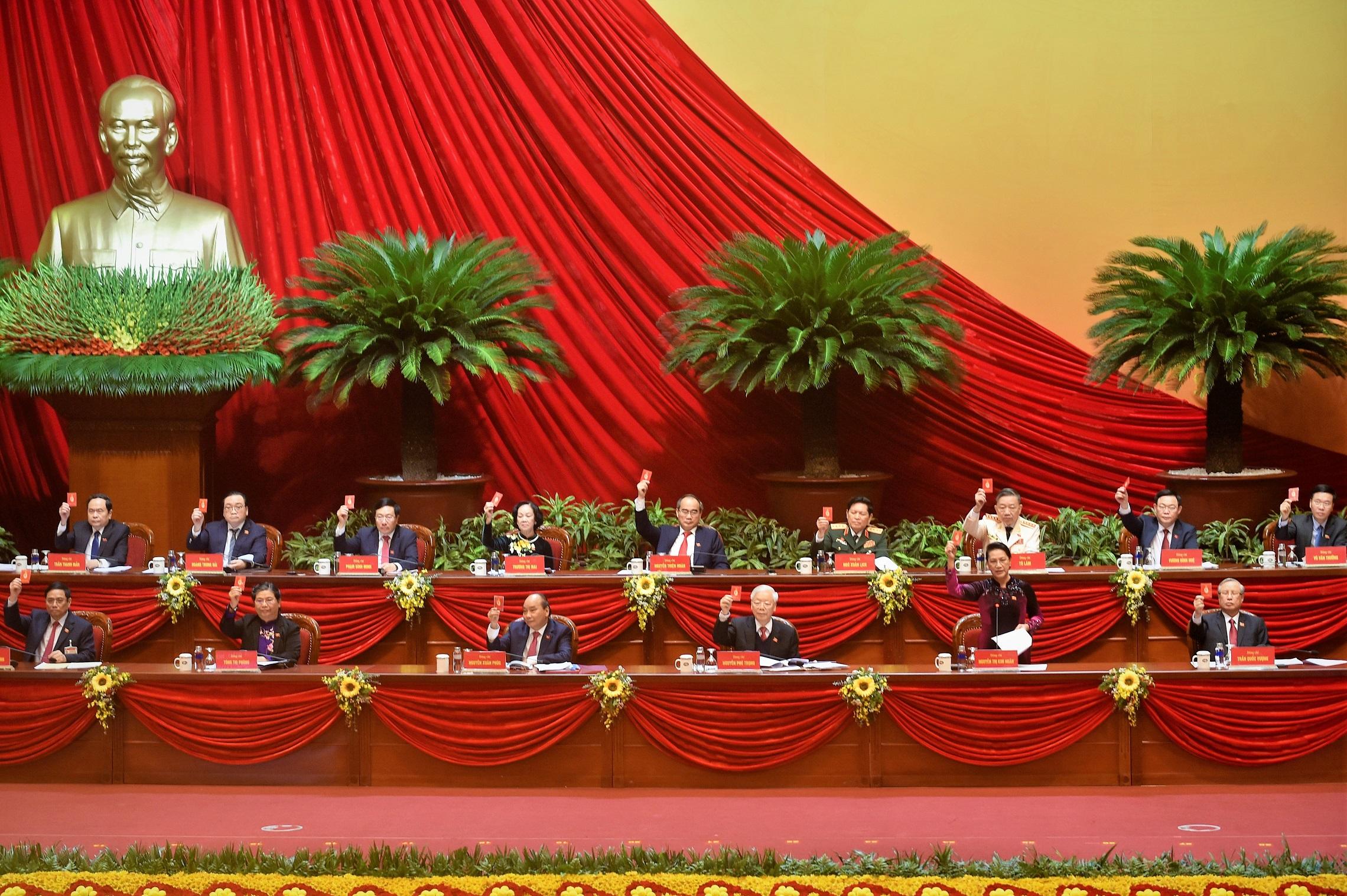 Hôm nay (28/1): Đại hội XIII nghe báo cáo, xem xét công tác nhân sự