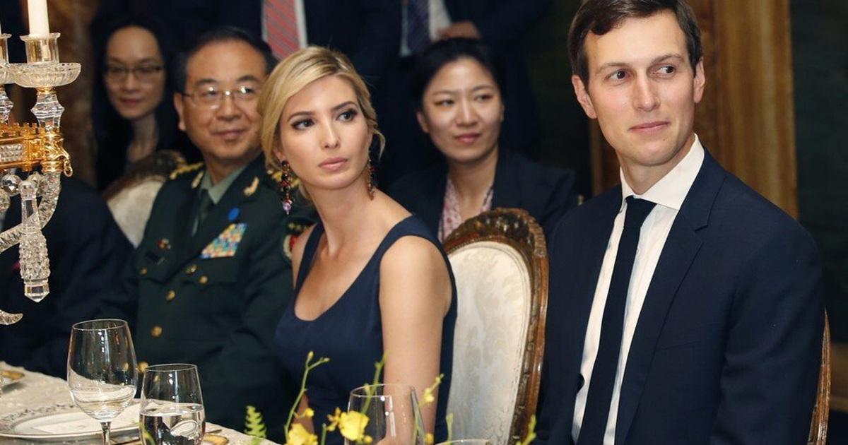 Tiết lộ món quà phu nhân ông Tập Cận Bình tặng Ivanka Trump