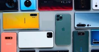 Giá bán smartphone cao cấp đang tăng chóng mặt