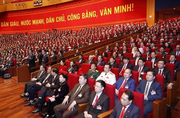 Đại biểu đánh giá công tác nhân sự Đại hội XIII của Đảng được làm kỹ lưỡng và rất chặt chẽ