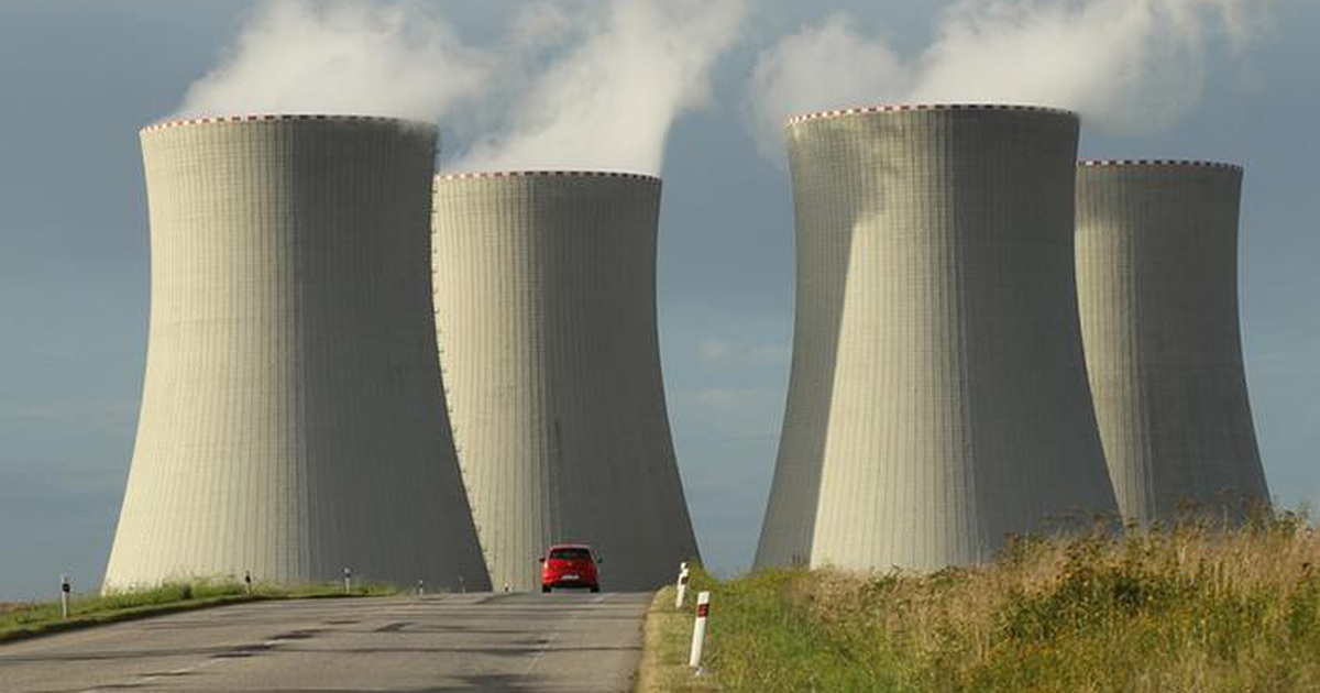 Séc chặn Trung Quốc tham gia dự án xây nhà máy điện hạt nhân