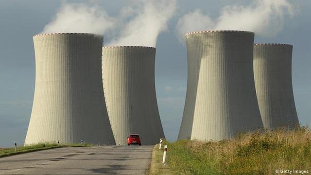 Séc chặn Trung Quốc tham gia dự án xây nhà máy điện hạt nhân - 1