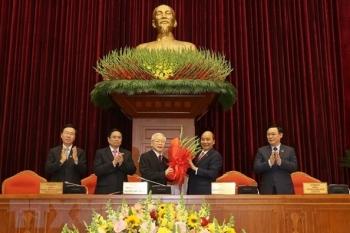 Đồng chí Nguyễn Phú Trọng được tín nhiệm bầu làm Tổng Bí thư