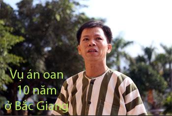 Án oan Nguyễn Thanh Chấn