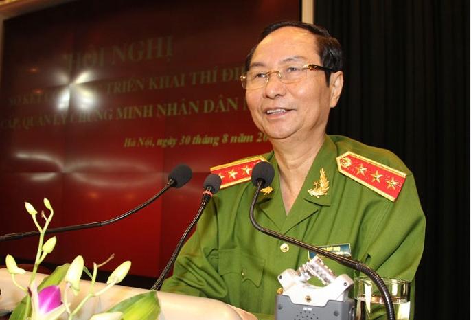 Tướng Phạm Quý Ngọ từ trần