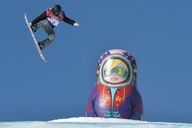 Matryoshka - quà lưu niệm hút khách ở Sochi