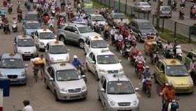 nhung manh moc tui thuong de cua cac hang taxi