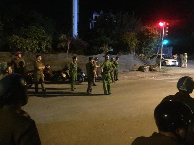 Nghi can bắn chết 4 người ở TP HCM bị tiêu diệt