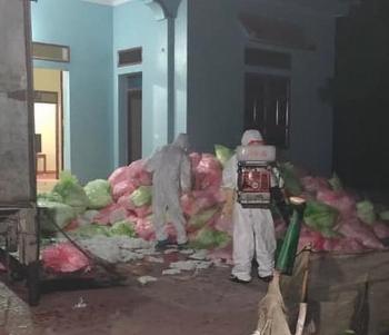 doi tuong gom 620kg khau trang cu co the bi phat nhu the nao