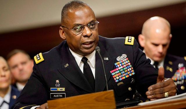 Tân Bộ trưởng Quốc phòng Mỹ thanh lọc đội ngũ Lầu Năm Góc thời ông Trump - 1