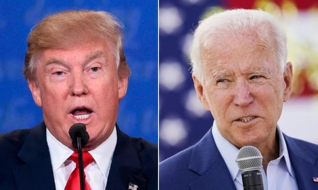 Thầy phong thủy dự đoán năm Tân Sửu của ông Biden, Trump