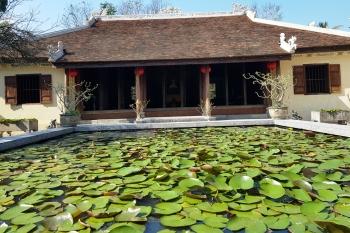 Đầu xuân thăm ngôi nhà vườn đặc sắc nhất xứ Huế