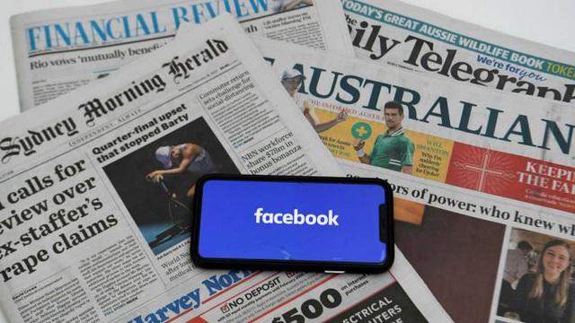 Bị dọa đòi tiền, Facebook kích hoạt cuộc chiến tin tức với Australia - 1