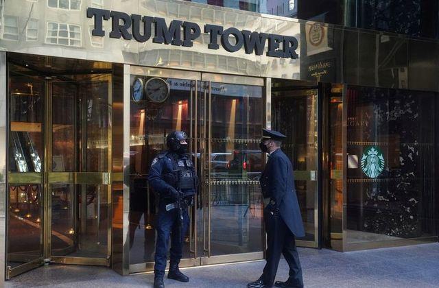 New York yêu cầu cung cấp hồ sơ thuế để điều tra tập đoàn Trump - 1