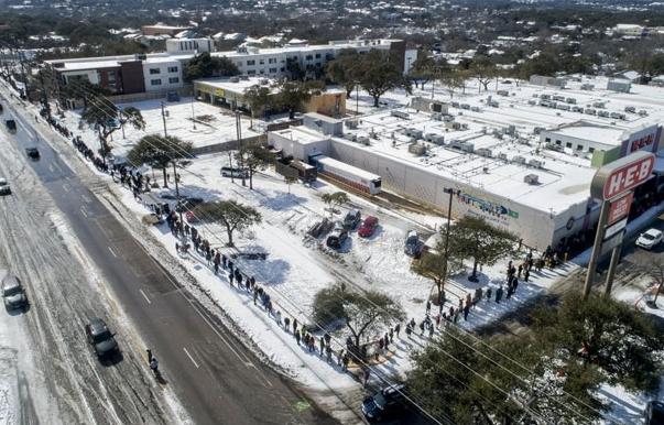 Mỹ tuyên bố tình trạng thảm họa tại Texas