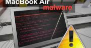 Gần 30.000 máy MacBook bị nhiễm mã độc bí ẩn