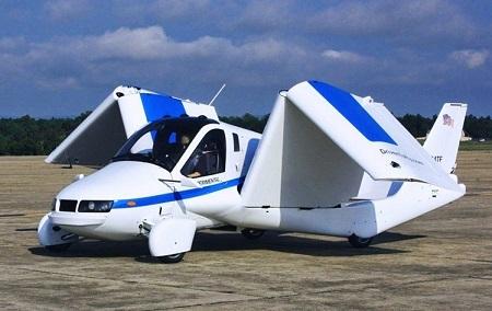 Mỹ cấp phép cho ô tô bay đầu tiên