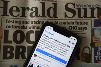 Chính phủ Australia cân nhắc rút tất cả các chiến dịch quảng cáo trên Facebook