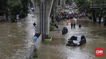Indonesia xây 300.000 giếng chống lụt